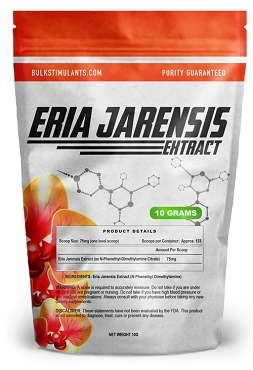 Eria Jarensis Extract (N-Phenethyl Dimethylamine) Powder - 100% Pure